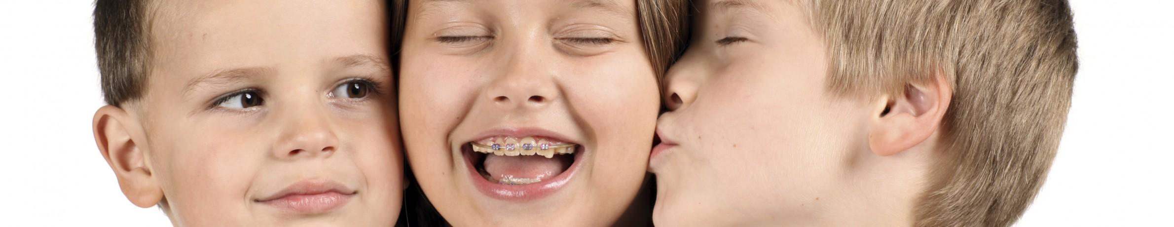 Alle Zahnspangen für Kinder